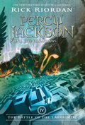 Cover image for Percy Jackson and the Olympians, Book Four The Battle of the Labyrinth