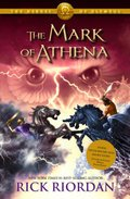 Cover image for Heroes of Olympus, The Book Three The Mark of Athena