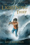 Cover image for Percy Jackson and the Olympians The Lightning Thief