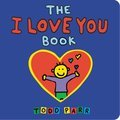 Cover image for I Love You Book
