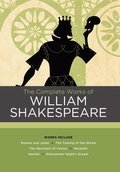 Cover image for Complete Works of William Shakespeare